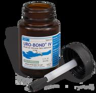 UROCARE 5004015 Uro-Bond Brush-On Silicone IV Adhesive 1.5 fl. oz. (44.8 ml.) Non Latex Non-Flammable