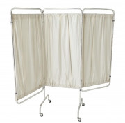 Medline MDS80450 Privacy Screen 3-Panel