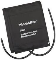 Welch Allyn 5082-78 THIGH BLOOD PRESSURE CUFF AND TWO TUBE NEOPRENE BLADDER