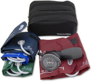 Welch Allyn 5098-30 HAND HELD ANEROID SPHYGMOMANOMETER KIT W/ NON-LATEX INFLATION SYSTEM