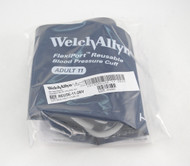 Welch Allyn REUSE-11-2BV REUSABLE BLOOD PRESSURE CUFF, 2-TUBE, ADULT, FLEXI-PORT