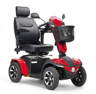 """Drive Medical PANTHER22CS Panther Heavy Duty 4-Wheel Scooter 22"""" Captain's Seat"""