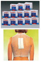 Surgifix 00190254 Elastic Net Bandage 25m/roll Size 10 Toroso