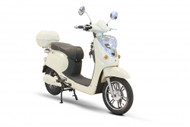 EWheels EW-09 Mobility Scooter in Cream (shipping included)