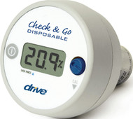 DRIVE MEDICAL 18580 Oxygen ANALYZER WITH 3 DIGIT LCD DISPLAY