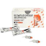 GC Fuji PLUS Luting Cement – Capsule Package, 48/Pkg