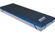 "Drive Medical 14901 Premium Guard Gel Foam Mattress Overlay 42"" x 76"" x 3.5"" (14901)"