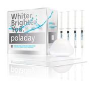 SDI 7700357 Poladay Hydrogen Peroxide 6% 4x1.3g Syringes Box/4