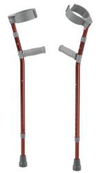 Drive FC100-2GB Pediatric Forearm Crutches - Child