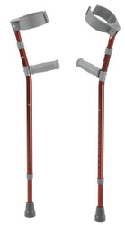 Drive FC300-2GB Pediatric Forearm Crutches - Youth