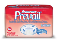 """Brief Prevail Breezers Medium 32"""" - 44"""" waist 12/pkg 8pkg/Case (PVB-012/2) (Prevail 740-PVB-012/2)"""