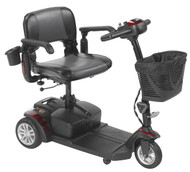 "Drive Medical SFEX2317FS-12 Spitfire EX2, 3-Wheel 17"" Seat, 12AH"