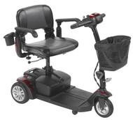 "Drive Medical SFEX2317FS-21 Spitfire EX2, 3-Wheel 17"" Seat, 12AH"