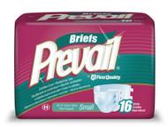 "Brief Prevail Small 20"" - 31"" waist (PV-011)"