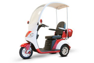 eWheels EW-44 Mobility Scooters - Available in Red (shipping included)