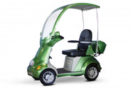 E-Wheels 4-Wheel Power Scooter/ Mini Golf Cart (EW-54) Green - Shipping included