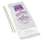 "AMD 806 NON-STERILE COTTON TIP APPLICATOR, 6"" BX/1000 (Case of 10)"