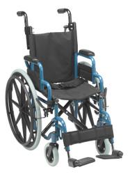 Drive WB1200-2GJB Wallaby Pediatric Wheelchair