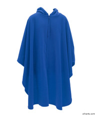 Silvert's 271000801 Mens Wheelchair Cape & Womens Adaptive Wheelchair Cape Clothing , Size ONE, NAVY