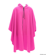 Silvert's 271001101 Mens Wheelchair Cape & Womens Adaptive Wheelchair Cape Clothing , Size ONE, ORCHID
