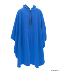 Silvert's 271000201 Mens Wheelchair Cape & Womens Adaptive Wheelchair Cape Clothing , Size ONE, ROYAL