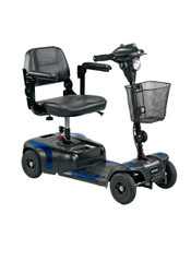 Drive Medical S35015 Phoenix 4 Wheel Compact Portable Travel Power Scooter (S35015)