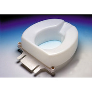 Drive Medical 8314 Tall-ette Elevated Toilet Seat 4""