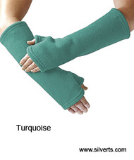 Silvert's 302800401 Arm Protectors , Size ONE, TURQUOISE