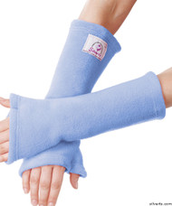Silvert's 302801701 Arm Protectors , Size ONE, MID BLUE