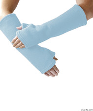 Silvert's 302801601 Arm Protectors , Size ONE, POWDER BLUE