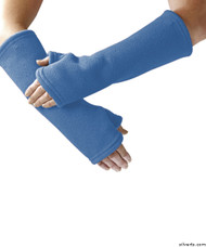 Silvert's 302800801 Arm Protectors , Size ONE, STEEL BLUE