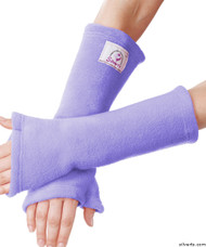 Silvert's 302801801 Arm Protectors , Size ONE, PERIWINKLE