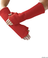 Silvert's 302800101 Arm Protectors , Size ONE, RED