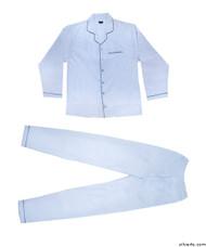 Silvert's 500810106 Mens Flannel Pyjamas , Size 2TALL, ASSORTED