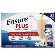 ENSURE ORAL SUPPLEMENT Vanilla 24 x 235ml/8oz bottle (AB57243-848)