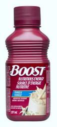 Nestle Nutrition 9523313 Boost Vanilla 237ml (8oz) bottles 24/Case