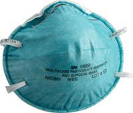 3M N95 Health Care Respirator Small (3M-1860S)