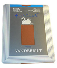 Silvert's 192800102 Gloria Vanderbilt Pantyhose, Size Small, BEIGE