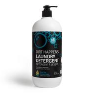 Live For Tomorrow LFTCA0729 1L I 34fl oz 8X Liquid Laundry (Unscented) (Case of 6)