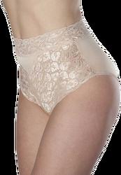 Wearever L109-IVORY-XL Women's Lace Incontinence Panties