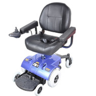 Zip'r PC Power Wheelchair Blue - Free Shipping (Zip'r PC Blue)