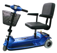 Zip'r 3-Wheel Traveler Mobility Scooter Blue - Free Shipping in Canada (Zip'r 3-Wheel Traveler Blue)