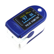 ToronTek Canada 6000197858258 ToronTek-G64 pulse oximeter- measuring SPO2 and pulse rate- OLED screen