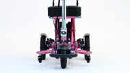 TRIAXE T3045-R 3-Wheel SPORT MOBILITY SCOOTER, Red