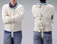 Posey 8118S Straitjacket COTTON CANVAS, Small