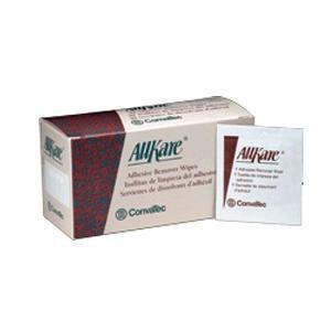Convatec 37436 WIPE REMOVER - ALLKARE 50/Box 37436 (CONVATEC 37436)