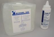 ULTRASOUND GEL MED-VISCOSITY 5L CLEAR SINGLE MULTI-PURPOSE ECOGEL 200