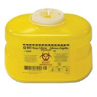 BD 300466 SHARPS Collector Funnel cap 3.1L (2.7qt)