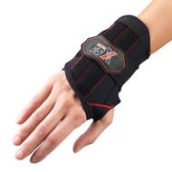CSX X632R SPORTS BRACING wrist brace right, black S-M-L-XL (X632R)