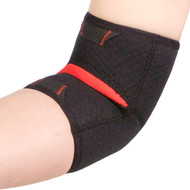 CSX X731 SPORTS BRACING elbow support, black S-M-L-XL (X731)